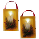 Candle Lighted Mini Canvas by Northwoods™, One Size