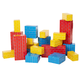 Melissa & Doug Jumbo Cardboard Blocks, Set of 24, One Size