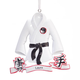 Personalized Karate Ornament, One Size