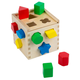 Melissa & Doug Shape Sorting Cube, One Size