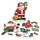 Melissa & Doug Santa Claus Magnetic Pretend Play, One Size