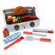 Melissa & Doug Wooden Rotisserie & Grill Barbeque Set, One Size