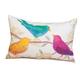 18 X 13 Birdsong Indoor/Outdoor Decorative Throw Pillow, One Size