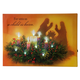 For Unto Us Lighted Canvas by Northwoods™, One Size