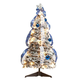 3' Snow Frosted Winter Style Pull-Up Tree by Holiday Peak™, One Size