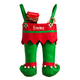 Personalized Elf Pants Stocking, One Size