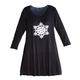 Snowflake Tunic Top, One Size