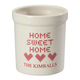 Personalized Home Sweet Home Etched Crock 1 Quart, One Size