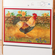 Rooster Dishwasher Magnet