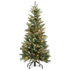 4' Pre-Lit Blue Spruce Tree by Northwoods™, One Size