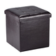 Folding Storage Ottoman, One Size