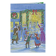 Peppermint Dreams Non Personalized Christmas Card Set of 20, One Size
