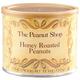 The Peanut Shop Honey Roasted Peanuts, 11oz., One Size