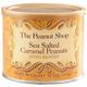 The Peanut Shop Sea Salted Caramel Peanuts, 11oz., One Size