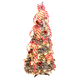 4' Snow Frosted Candy Cane Pull-Up Tree by Northwoods™, One Size