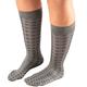 Celeste Stein Woven Trouser Socks, 8-15 mmHg, One Size