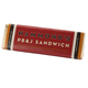 Hammond's PB&J Sandwich Milk Chocolate Bar 2.25 oz., One Size