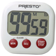 Presto Electronic Big Digital Timer, One Size