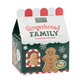 Gingerbread Family Box, 6 oz., One Size