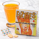 Orange Fizzies Drink Tablets