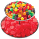 JuJu Coins, 28 oz. & JuJu Mixed Fruit, 28 oz., One Size