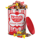Mrs. Kimball's Candy Shoppe Nostalgic Candy Mix Tin & Refill, One Size