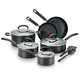 T-Fal Forged Titanium Advanced Non-stick 12 Pc. Cookware Se, One Size
