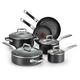 T-Fal ProGrade Non-stick 10 Pc. Cookware Set, One Size