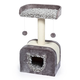 Kitty Power Paws™ Shag Hideaway, One Size