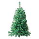 3' Lighted Wall Christmas Tree, One Size