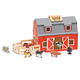 Melissa & Doug Fold & Go Barn Set, One Size