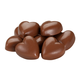 Milk Chocolate Caramel Hearts, 7 oz., One Size