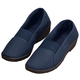 Comfort Fit Elastic Slip Ons, One Size