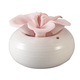 Ceramic Flower Aromatherapy Diffuser, One Size