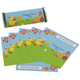 Personalized Candy Bar Wrappers Chick Set of 24