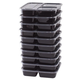 20 Piece Microwavable Storage Set, One Size