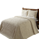 Rio Chenille Bedspread - Ivory, One Size