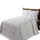 Rio Chenille Bedspread - White, One Size