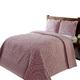 Rio Chenille Bedspread - Rose, One Size