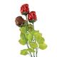 Madelaine Milk Chocolate Rose, One Size