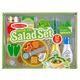 Melissa & Doug Slice & Toss Salad Set, One Size