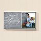 4x8 Family Sentiments Photo Wood Wall Plaque