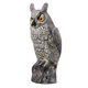 Flush Mount Scare Owl by Pest-B-Gone™, One Size
