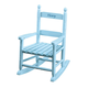Personalized Blue Children's Rocker, One Size