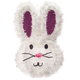 Glitter Bunny Hanging Decoration, One Size