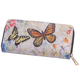 Designer Wallet Butterflies, One Size