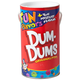 Dum Dums Candy Bank, 11 oz., One Size