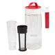 3-in-1 Pitcher with Infuser & Ice Liner 1.65L, One Size