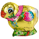 Madelaine Chocolate Foil Wrapped Chocolate Chick, 2.5 oz., One Size