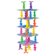 Tower of Bunnies Game, 37-Piece Set, One Size